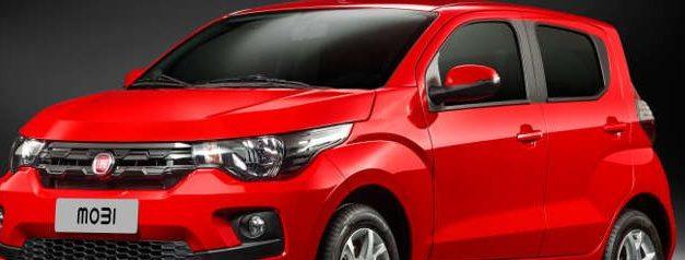 Os 10 carros novos mais econômicos do Brasil