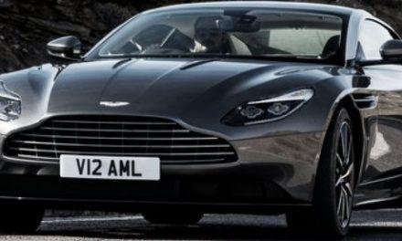 Seguro para Aston Martin