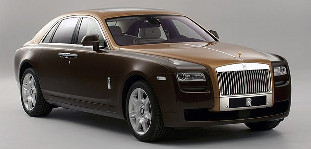 Seguro para Rolls-Royce