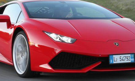 Seguro para Lamborghini